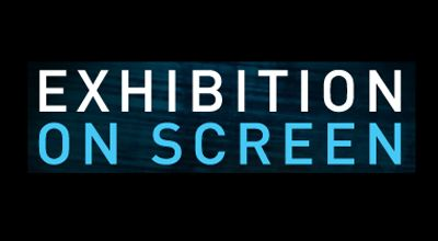 A picture of exhibition on screen logo