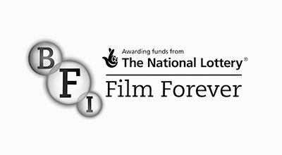 A picture of the BFI logo