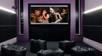 A picture of Phoenix screen room