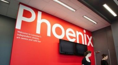 A picture of the Phoenix reception desk