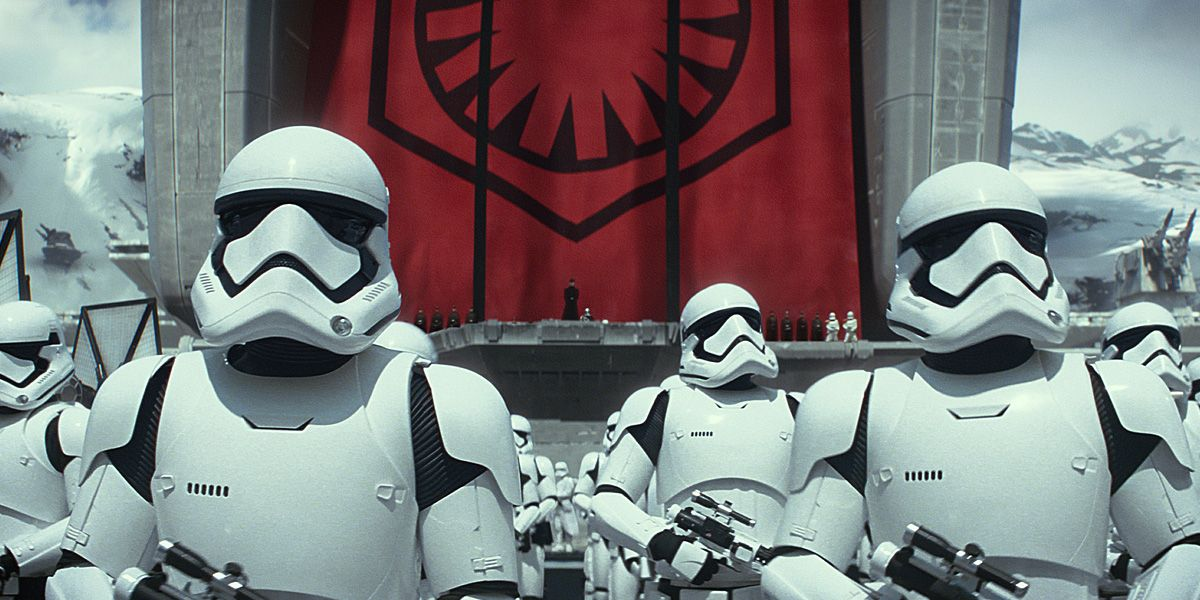 Star Wars The Force Awakens screens at Phoenix Leicester