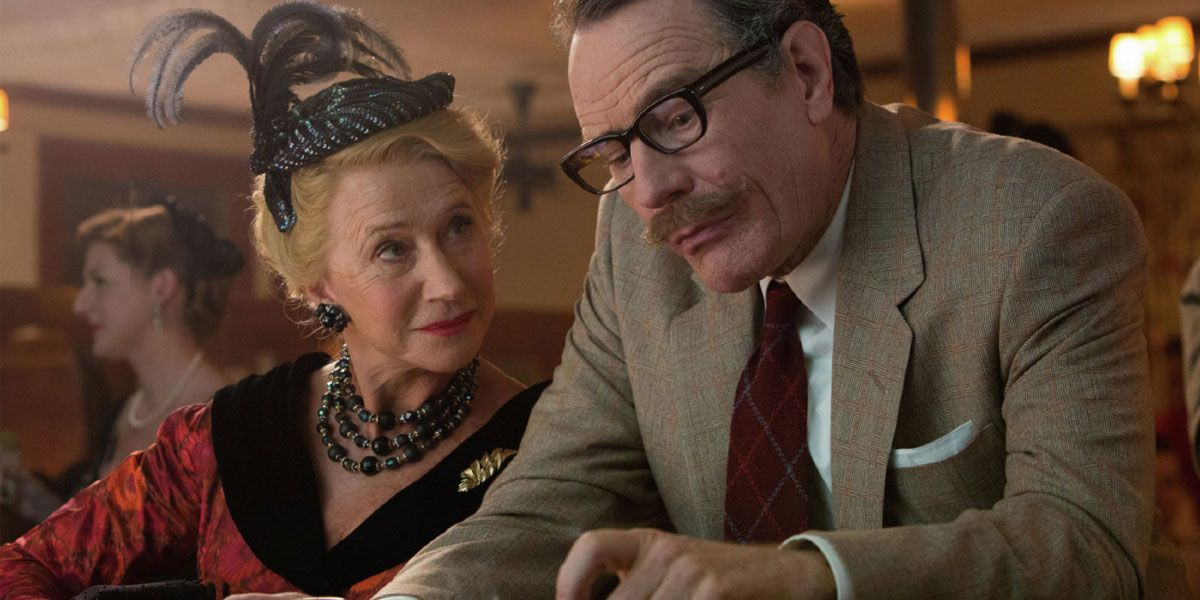 Bryan Cranston and Helen Mirren star in Trumbo