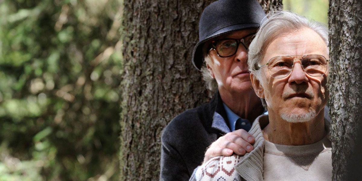 Michael Caine and Harvey Keitel star in Youth