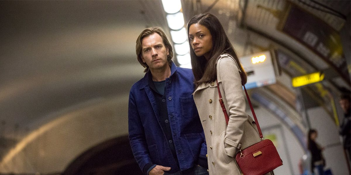Our Kind Of Traitor Ewan McGregor & Naomie Harris