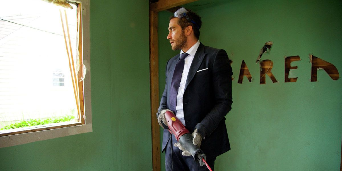 Jake Gyllenhaal stars in Demolition
