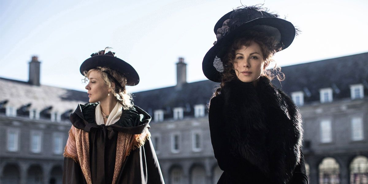 Kate Beckinsale and Chloë Sevigny star in Love & Friendship