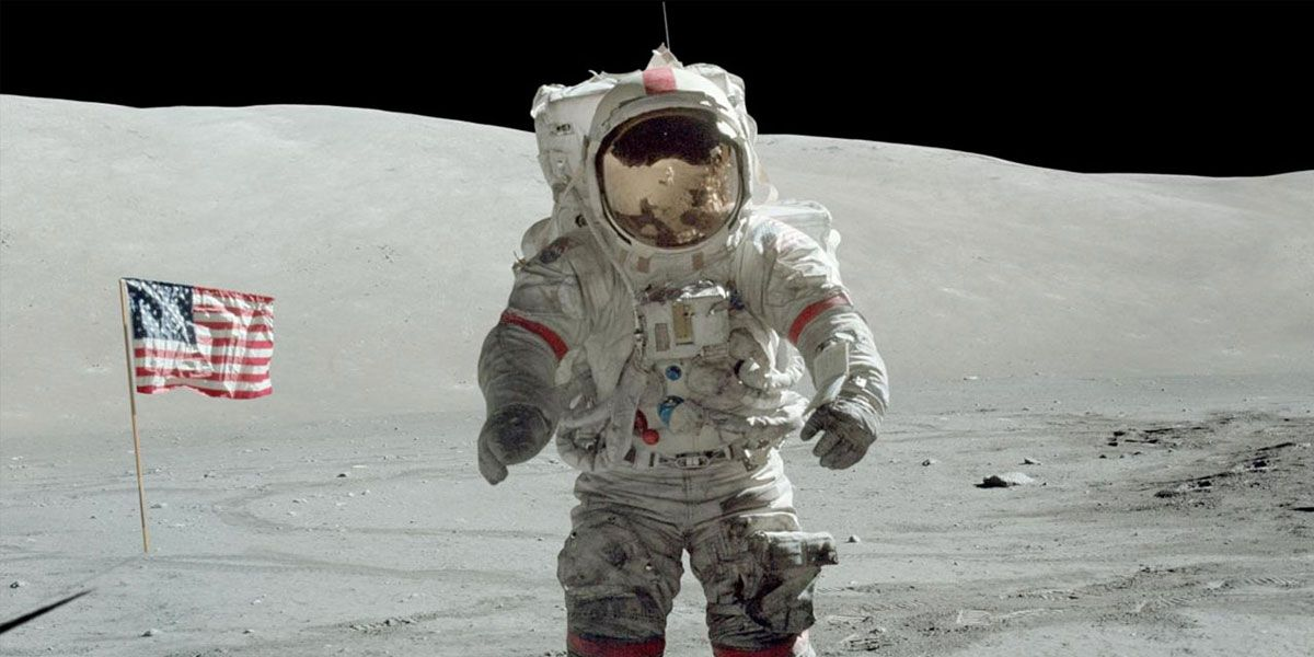 The Last Man on the Moon looks at the story of astronaut Eugene Cernan.