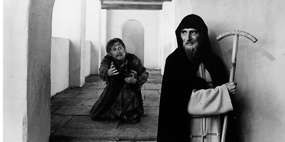 Tarkovsky's Andrei Rublev screens as part of the Sculpting Time retrospective