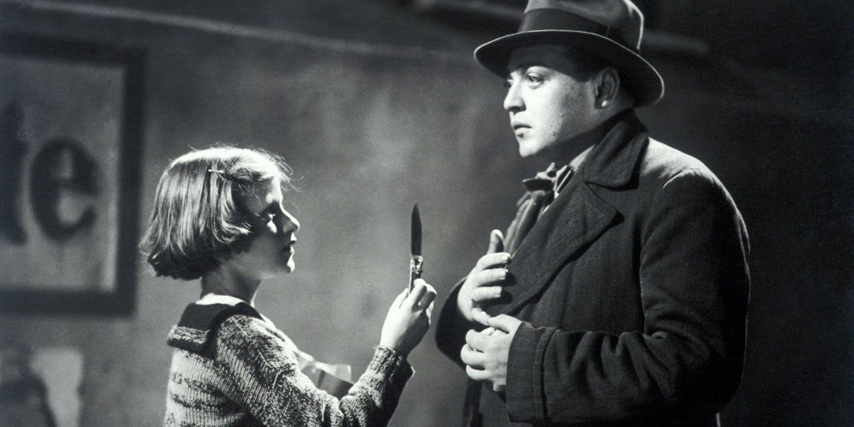 Peter Lorre stars in M