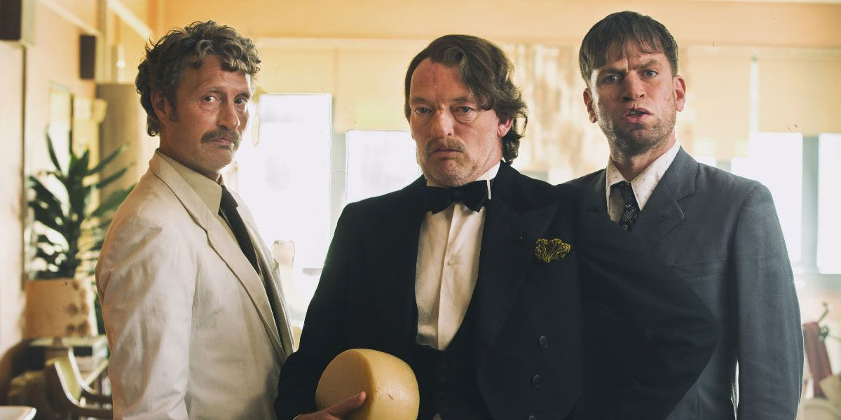 Men and Chicken starring a stand-out Mads Mikkelsen