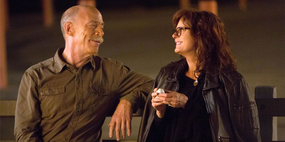 J.K. Simmons co-stars alongside Susan Sarandon in this uplifting film
