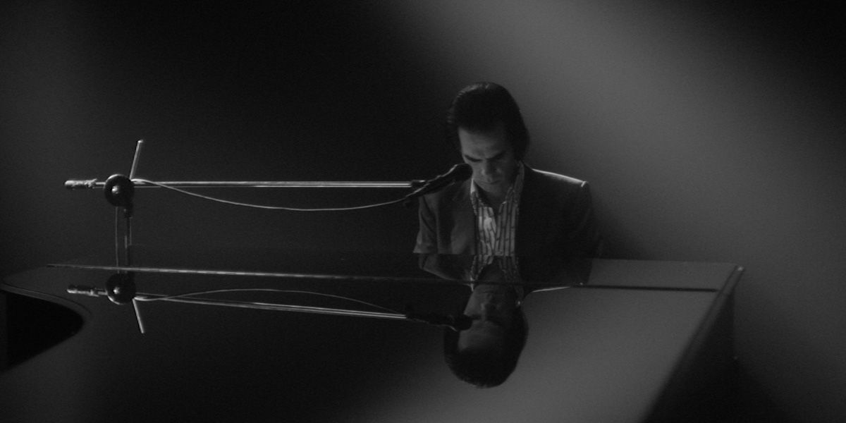 Directed by Andrew Dominik, One more TIme with Feeling is the first chance to hear Nick Cave and the Bad Seesds new album