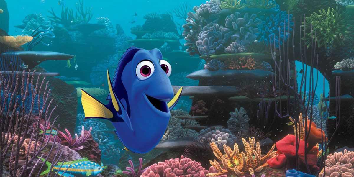 Ellen Degeneres returns to voice blue tang fish Dory.