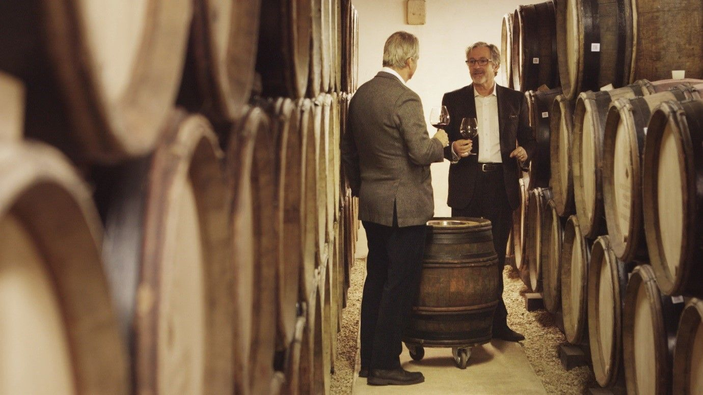 Sour Grapes looks at a scandal in the expensive wine industry
