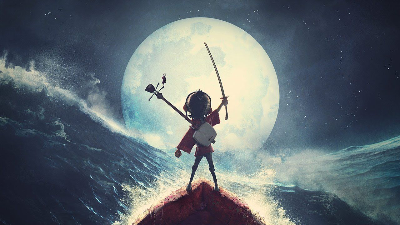 Kubo and the Two Strings is the new film from Laika
