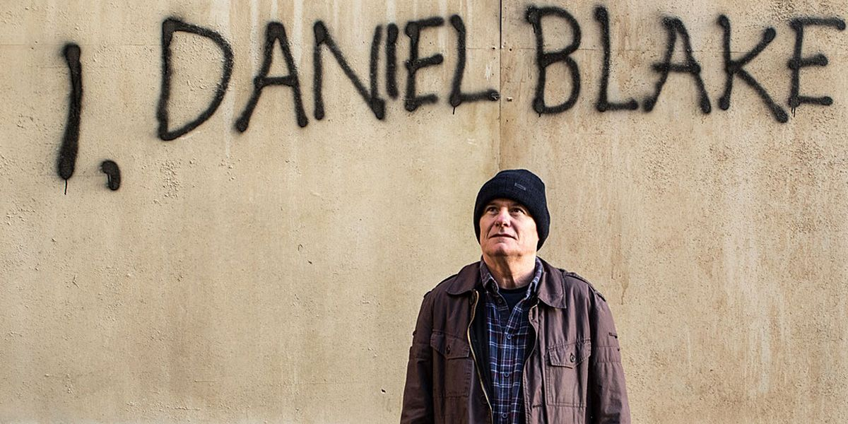 Dave Johns takes a stand in I, Daniel Blake