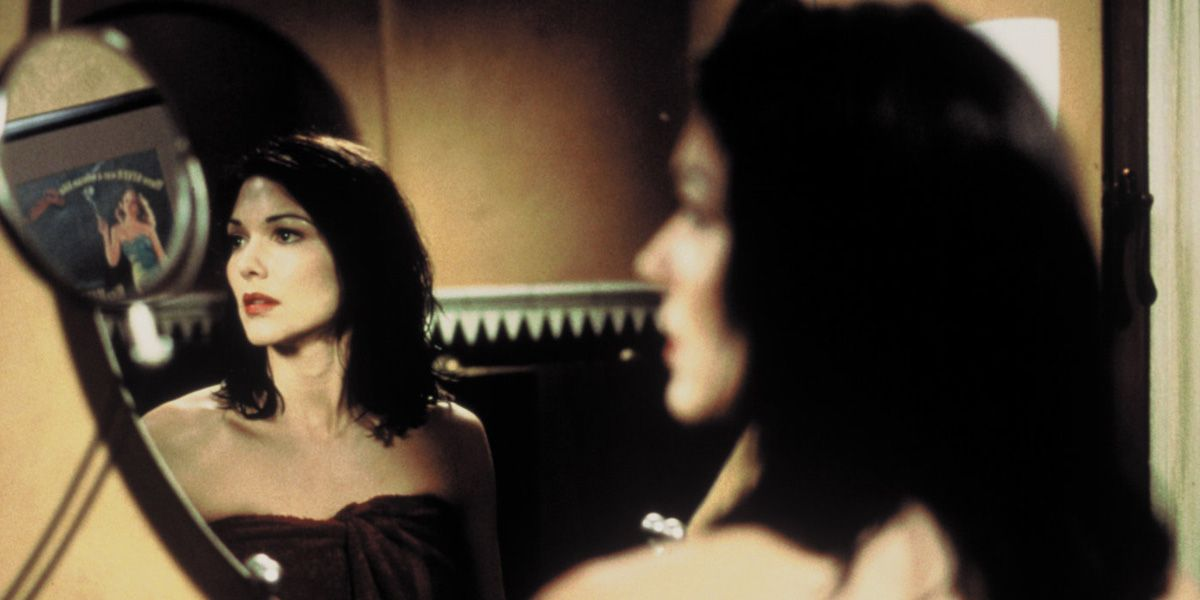 Laura Harring stars in Mulholland Drive