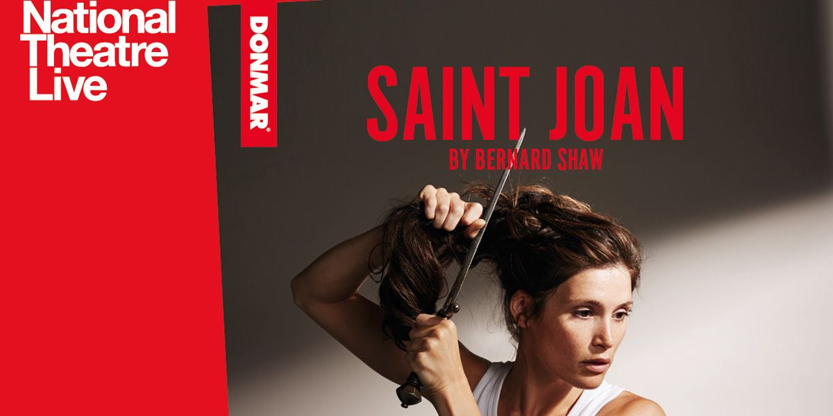 Gemma Arterton stars in Saint Joan