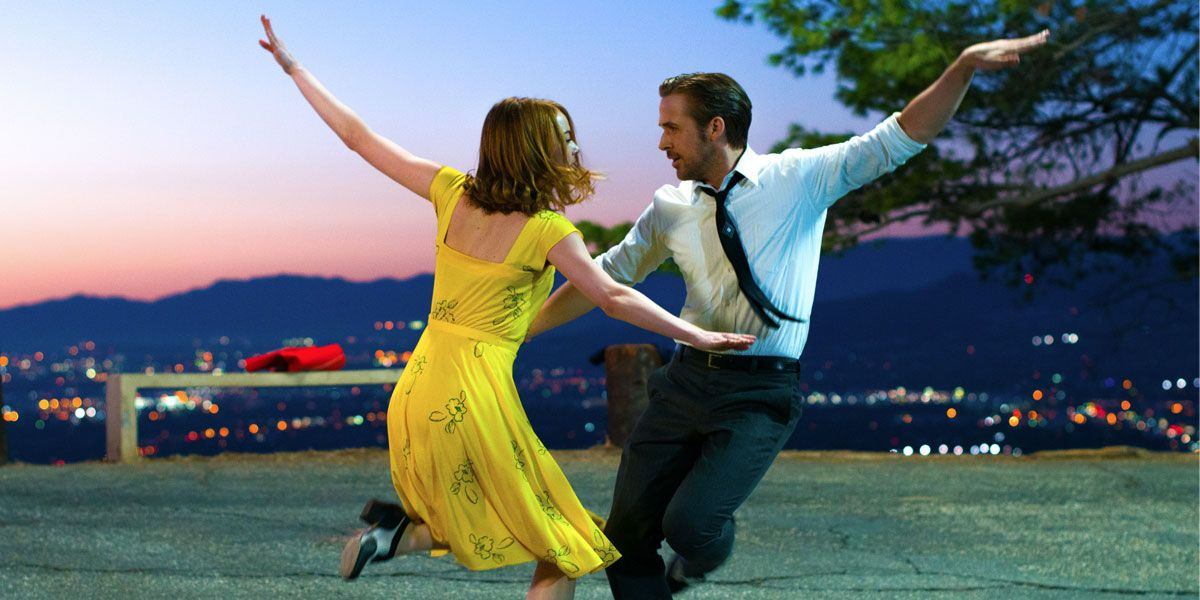Ryan Gosling and Emma Stone Dance together with an LA backdrop