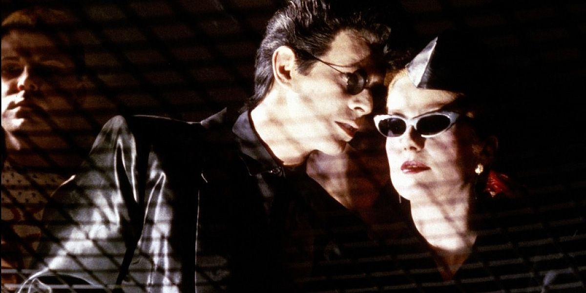 David Bowie and Catherine Deneuve stars in The Hunger