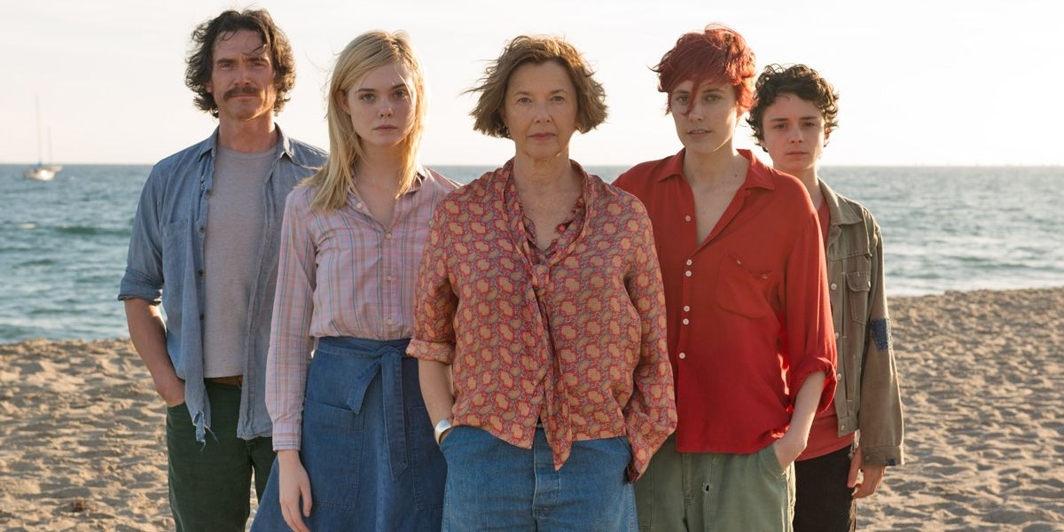 The 20th Century Women cast stand united on the beach