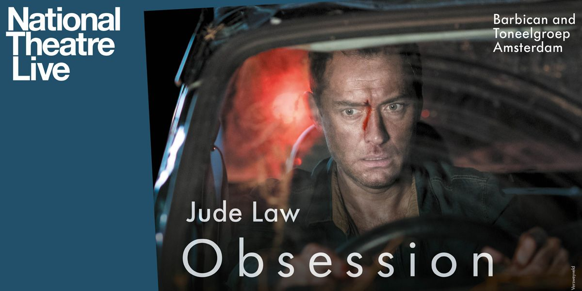 Jude Law in NT LIve Obsession