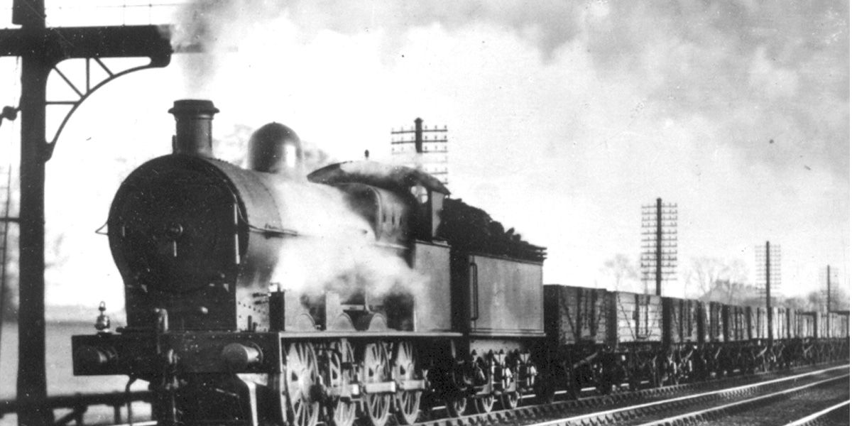 Railways Remembered Steaming In