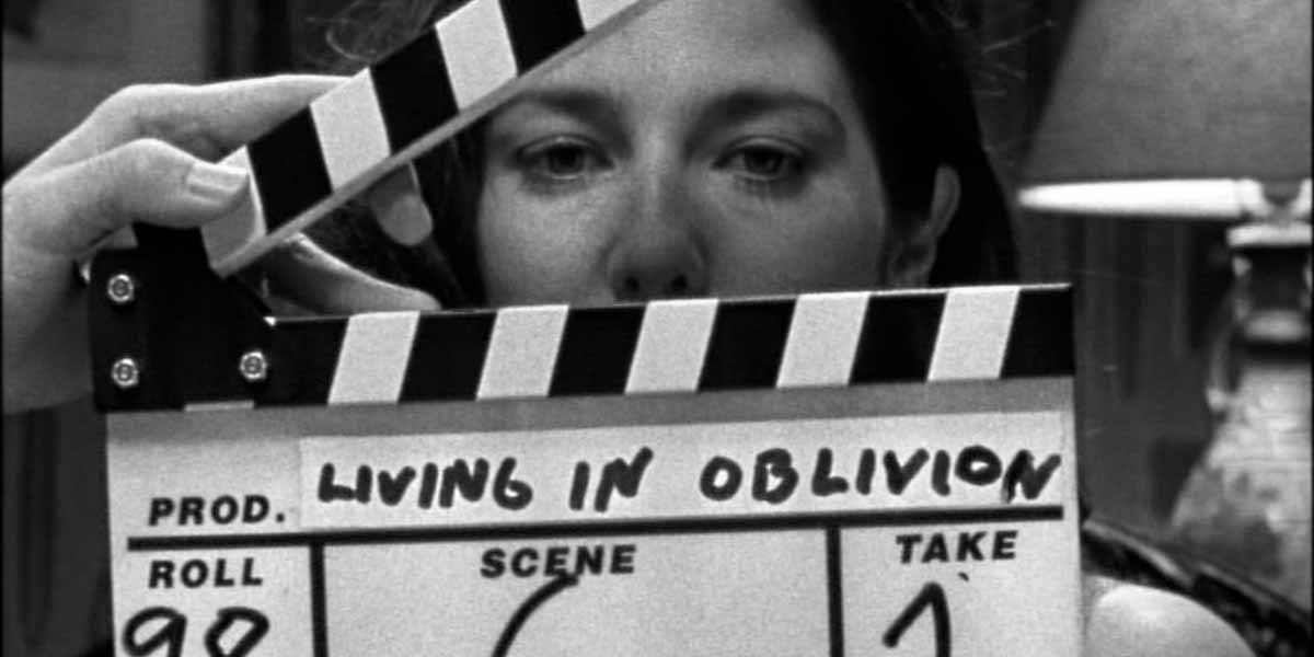 A photo from the film Living in Oblivion