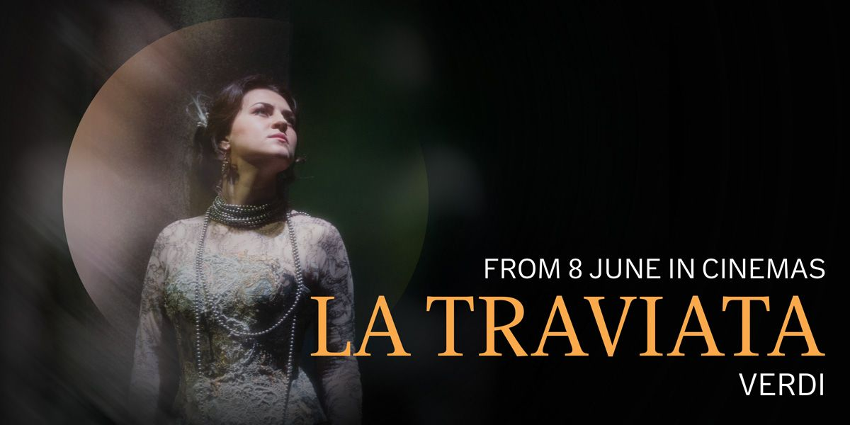 Glyndebourne Opera presents La Traviata