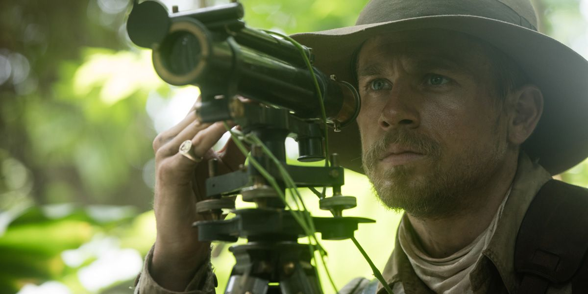 Charlie Hunnam stars in The Lost City of Z