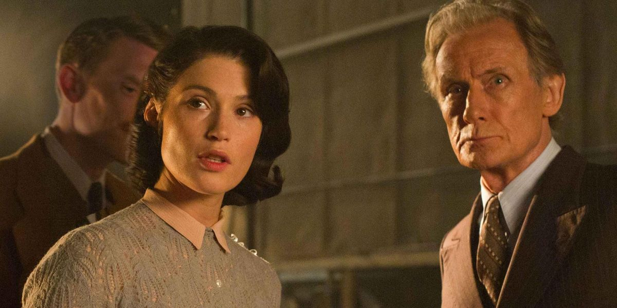 Gemma Arterton and Bill Nighy star in Their Finest