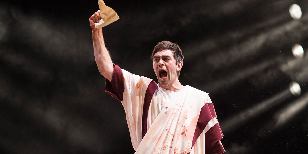Julius Caesar from the RSC