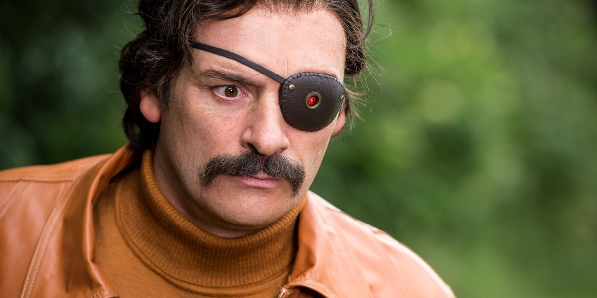 Julian Barratt stars as Detective Mindhorn