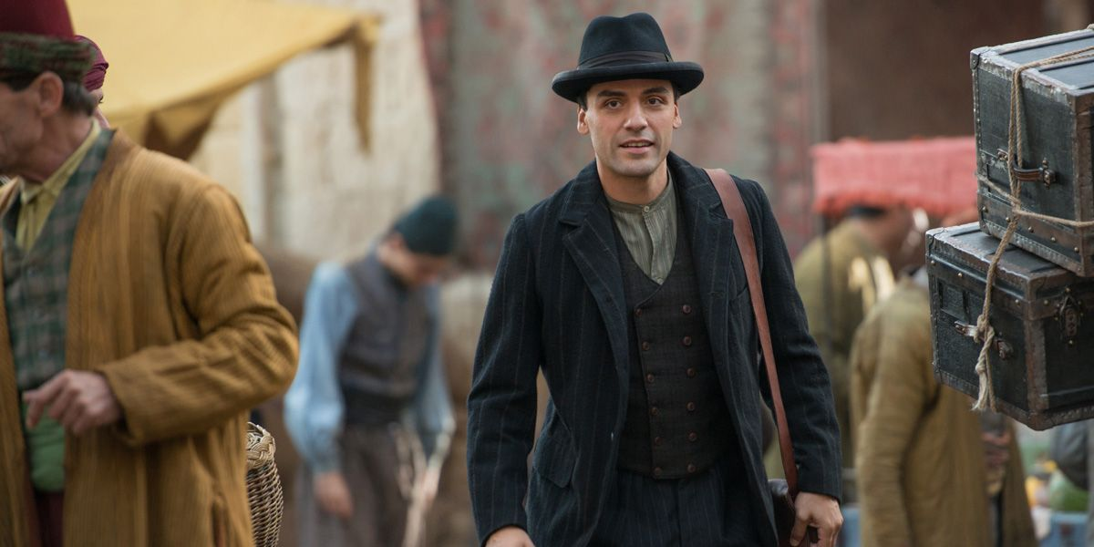 Oscar Isaac in The Promise