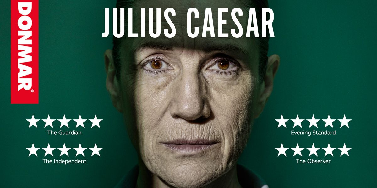Harriet Walter in Donmar Presents Julius Caesar
