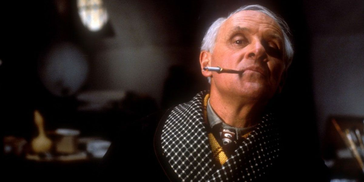 Anthony Hopkins in Surviving Picasso