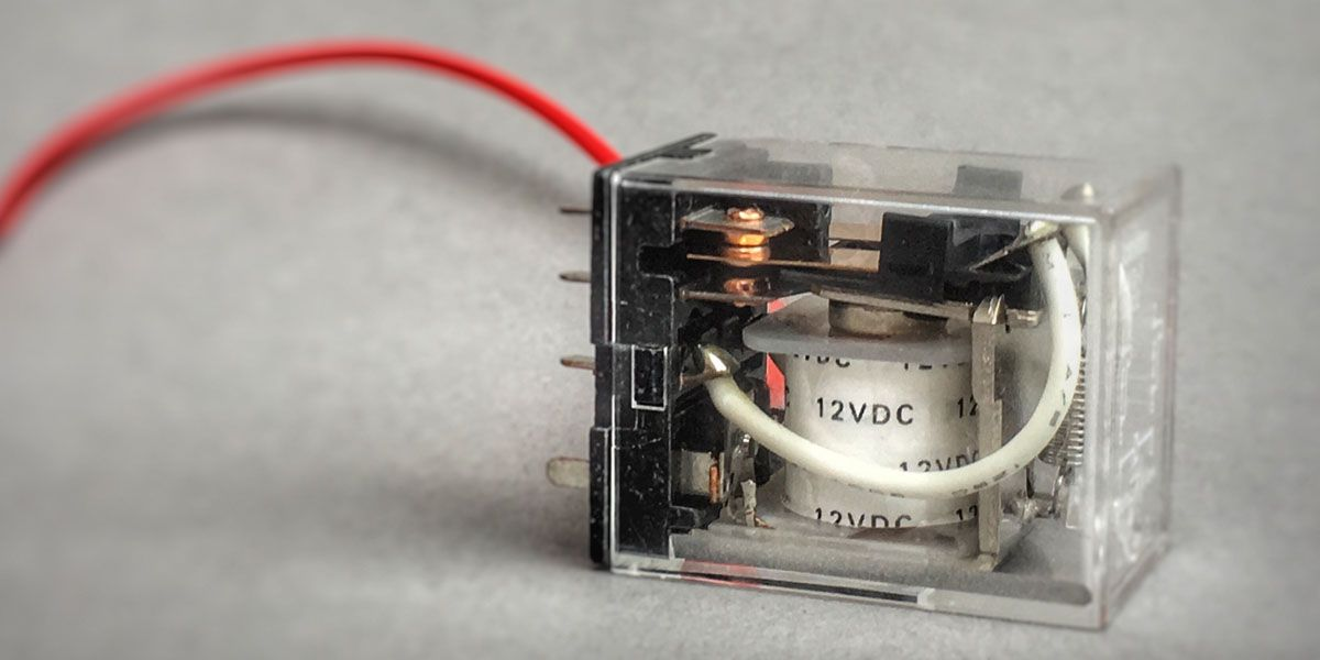 a small electronic component from the electro cricket workshop