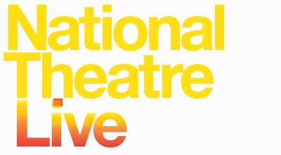 A picture of National Theatre live logo