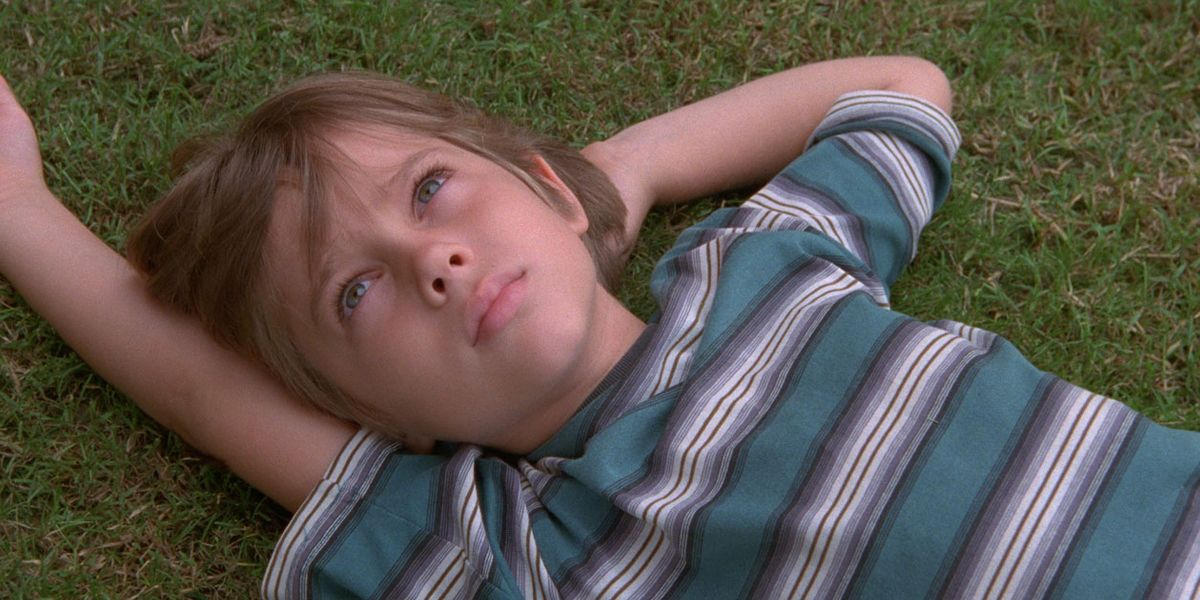 A picture from boyhood