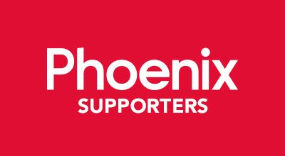 An image with the words Phoenix supporters