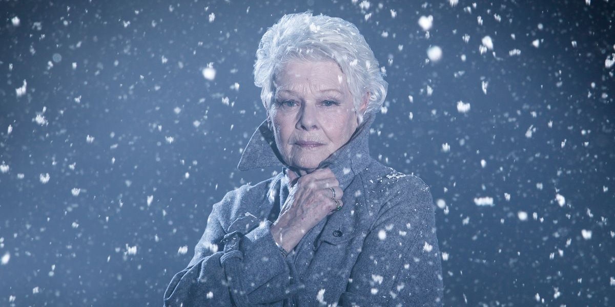 Judi Dench stars in Kenneth Branagh's production of Shakespeare's The Winter's Tale