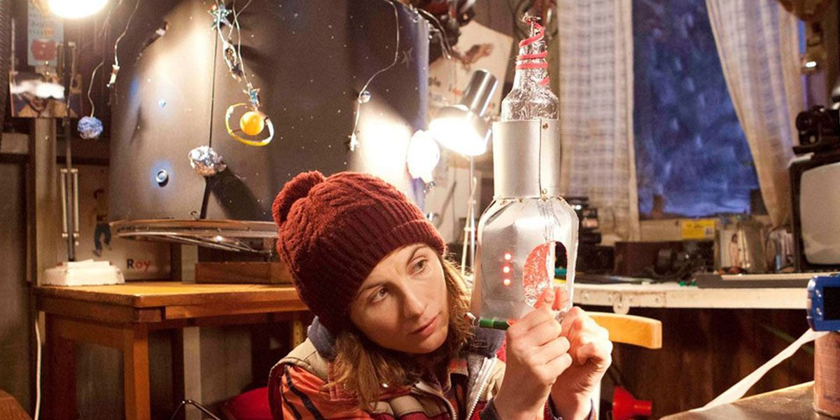 Jodie Whittaker stars in this playful british comedy.