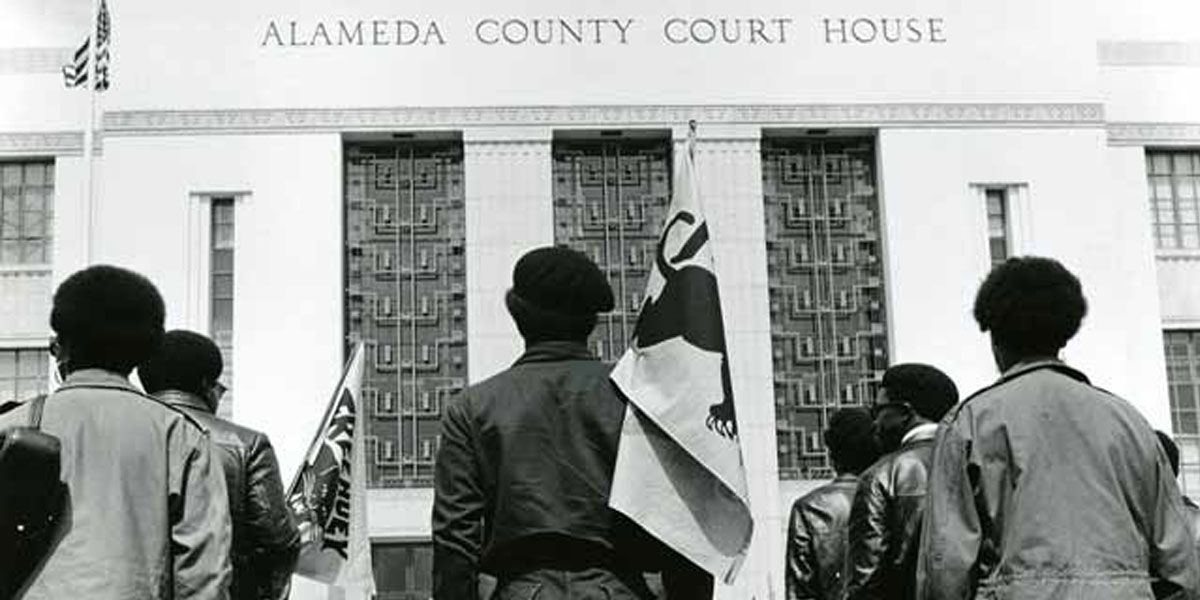 Black Panthers: a story of pride and militant demands for justice and equality in response to racism and police brutality.