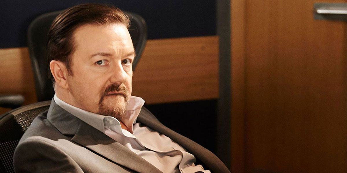 He's back! David Brent returns in Ricky Gervais' mockumentary.