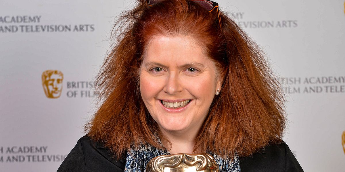 Writer and director Sally Wainwright