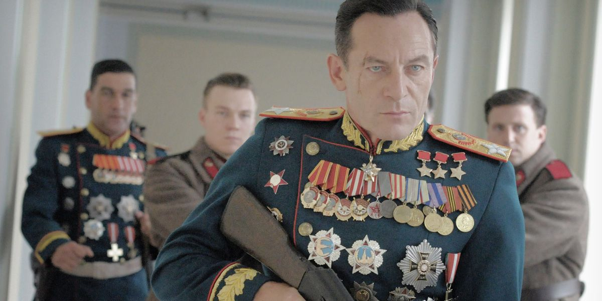 Hello to Jason Isaacs in The Death of Stalin