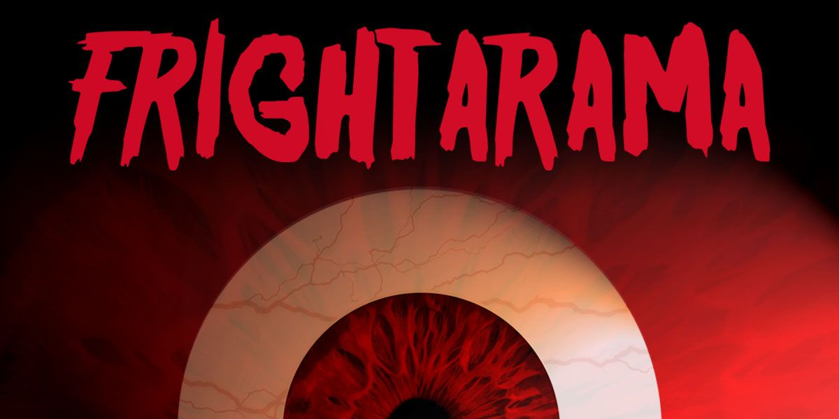 Frightarama 2017 logo and image