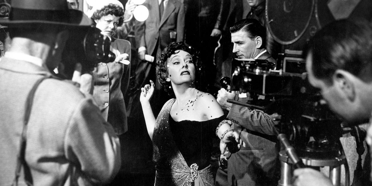 Gloria Swanson as Norma Desmond in Sunset Boulevard