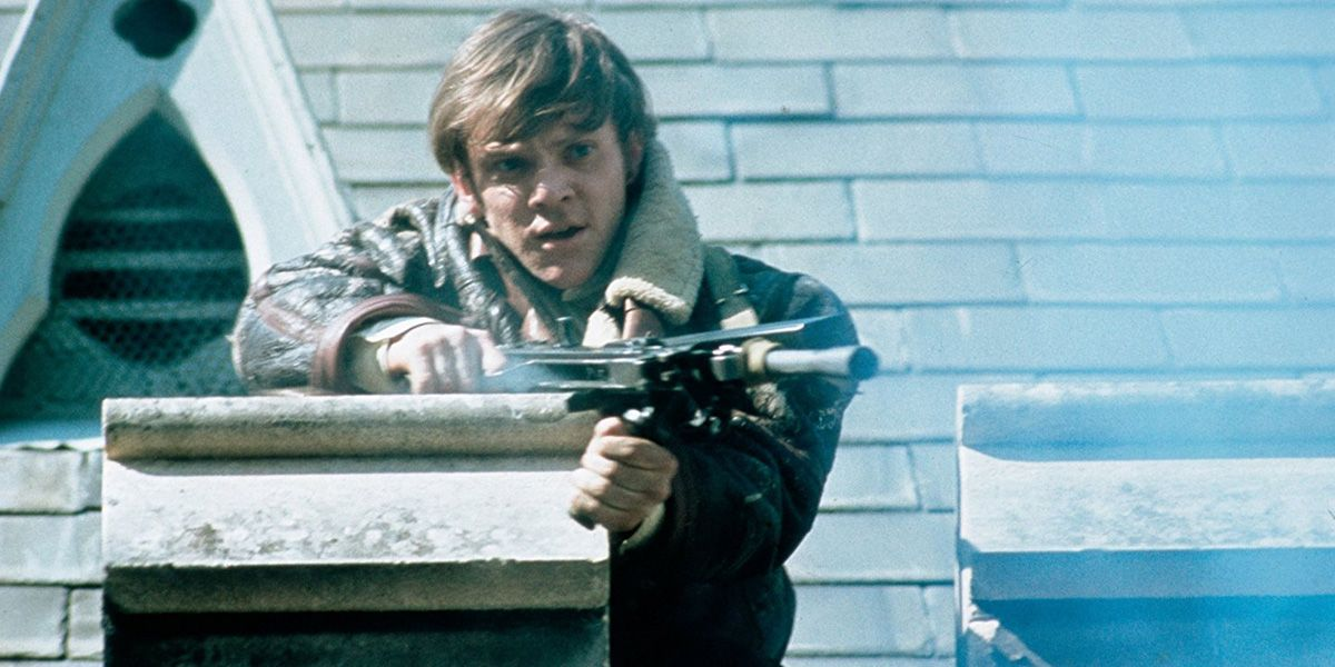 Malcolm McDowell as Mick Travis in If...