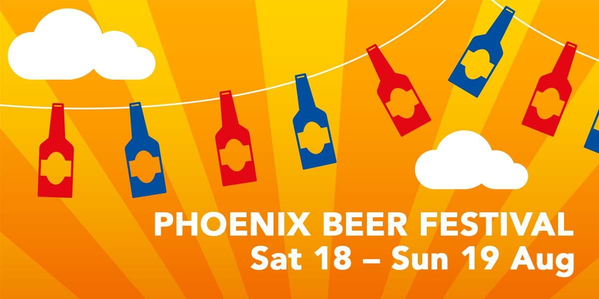 Phoenix beer festival advert